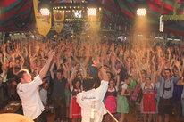 Treuchtlingen / Treuchtlingen: Die Störzelbacher am Treuchtlinger Volksfest 2013