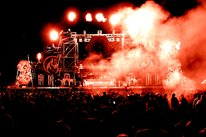 Burning Beach Festival - Freitag