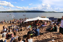 Burning Beach Festival - Samstag