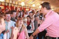 Nördlingen / Nördlingen: RT1 Partyhammer mit Peter Wackel - Nördlinger Mess 2017