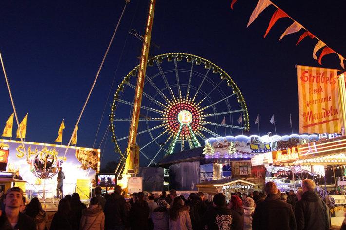 Nürnberger Frühlingsfest vom 15. April bis 1. Mai 2017