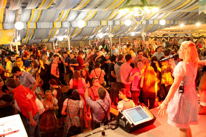 Wassertrüdinger Volksfest vom 9. bis 13. Juni