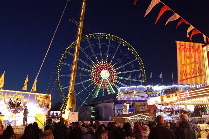 Nürnberger Herbstvolksfest vom 25. August bis 10. September