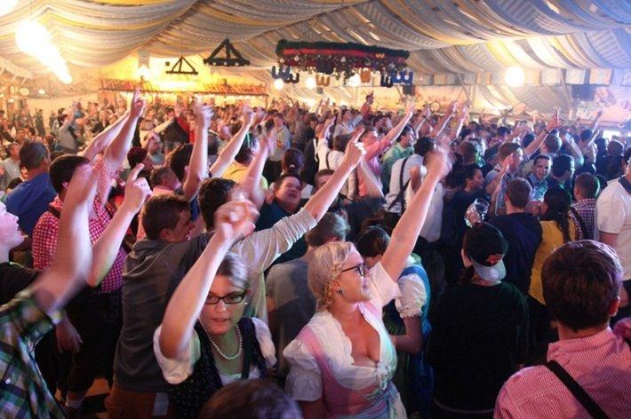 Crailsheimer Volksfest vom 15. bis 18. September