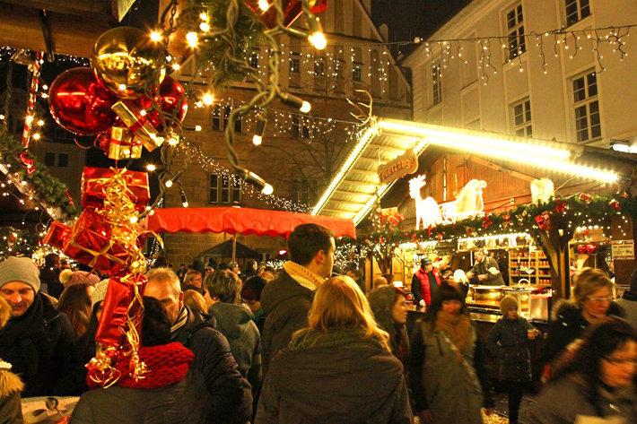 Weihnachtsmärkte in der Region
