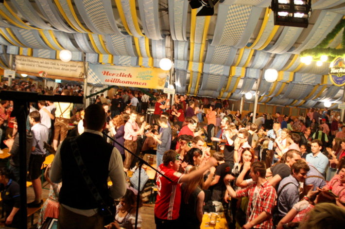 Wassertrüdinger Volksfest vom 25. bis 29. Mai