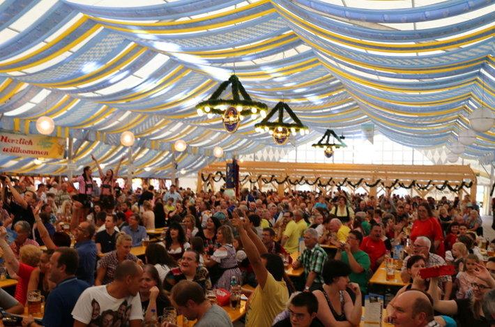 Nürnberger Herbstvolksfest vom 24. August bis 09. September