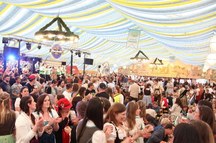 Nürnberger Frühlingsfest vom 20. April bis 12. Mai 2019
