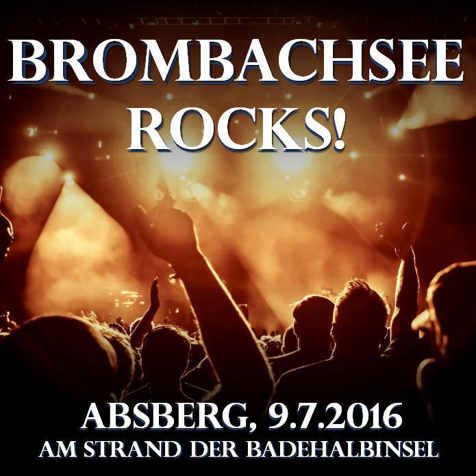 Brombachsee Rocks - 09.07.2016
