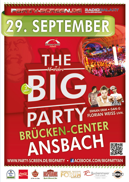 Single party ansbach